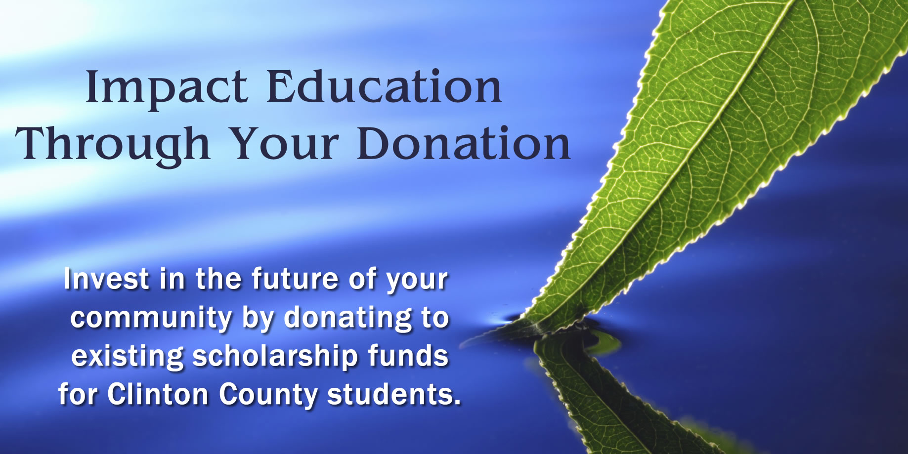 Scholarship Funds