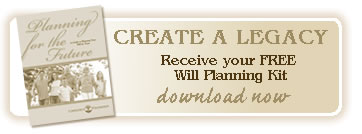 Receive your FREE Will Planning Kit